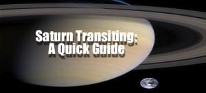Saturnovi tranziti