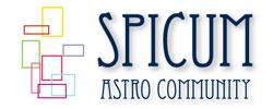 Spicum Astro Community 063/222-539 HOROSKOP logo