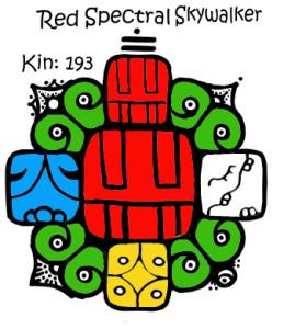 kin 193 crveni spektralni nebeski setacc