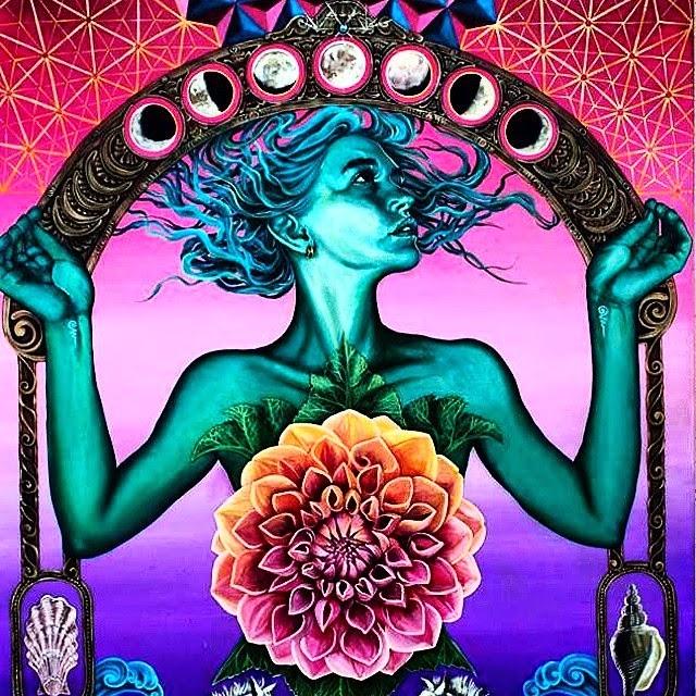 Mesečeve mene u karmičkoj astrologiji