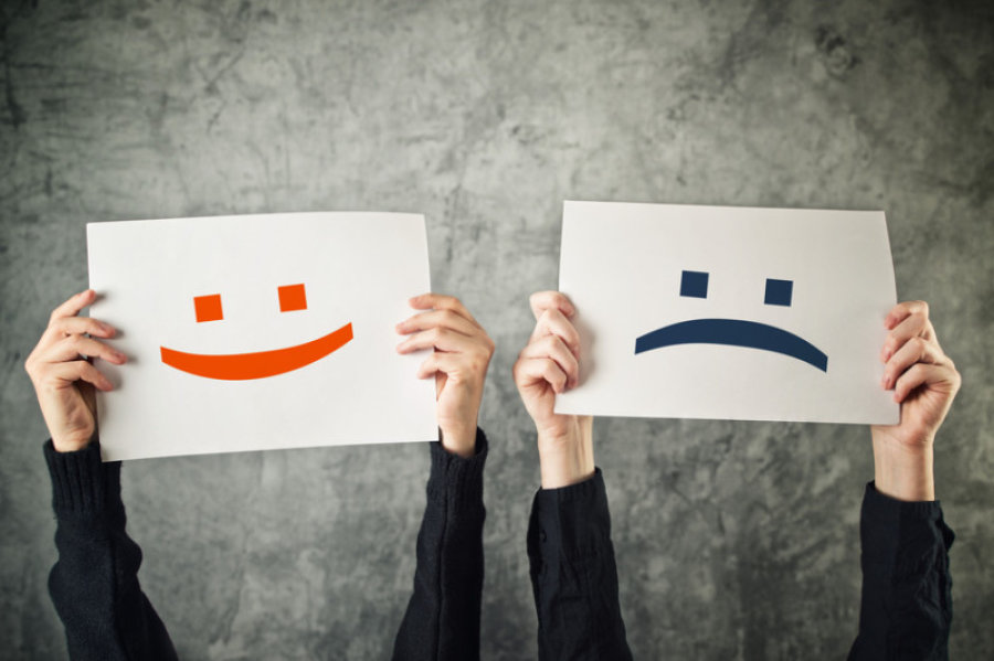 Pozitivni i negativni ljudi