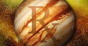 Retrogradni Jupiter