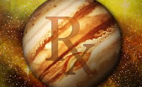 jupiter retrogradni