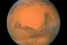 Mars *astronomske činjenice