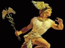 merkur - hermes mitologija