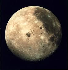 mesec astronomija