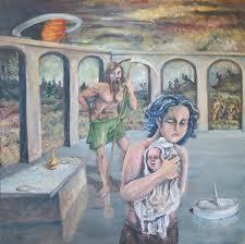 saturn mitologija