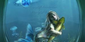 Žena u znaku Riba