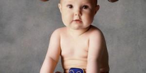 Beba u znaku Ovna