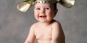 Beba u znaku Bika