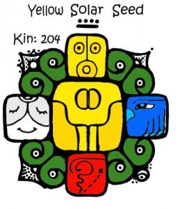 Mayanski Kin za 04.09.2013.