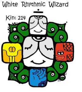 Kin 214, Beli Ritmicki Carobnjak