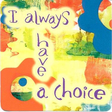 Koji je tvoj današnji izbor?