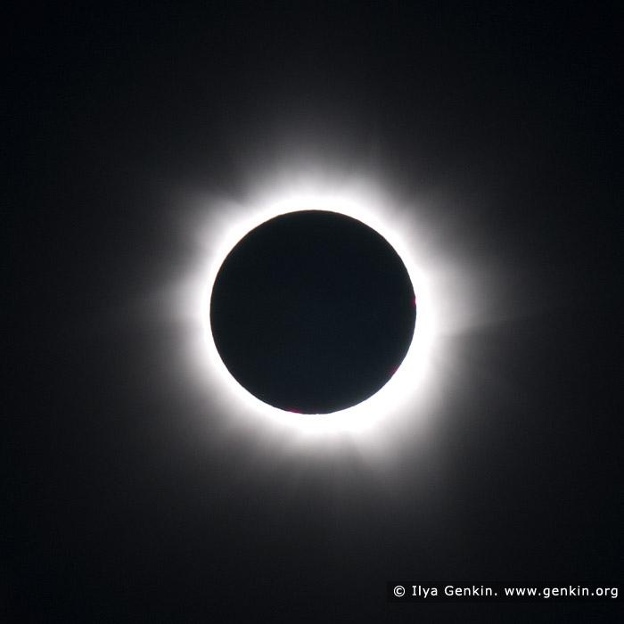 Solarna eklipsa u Škorpionu