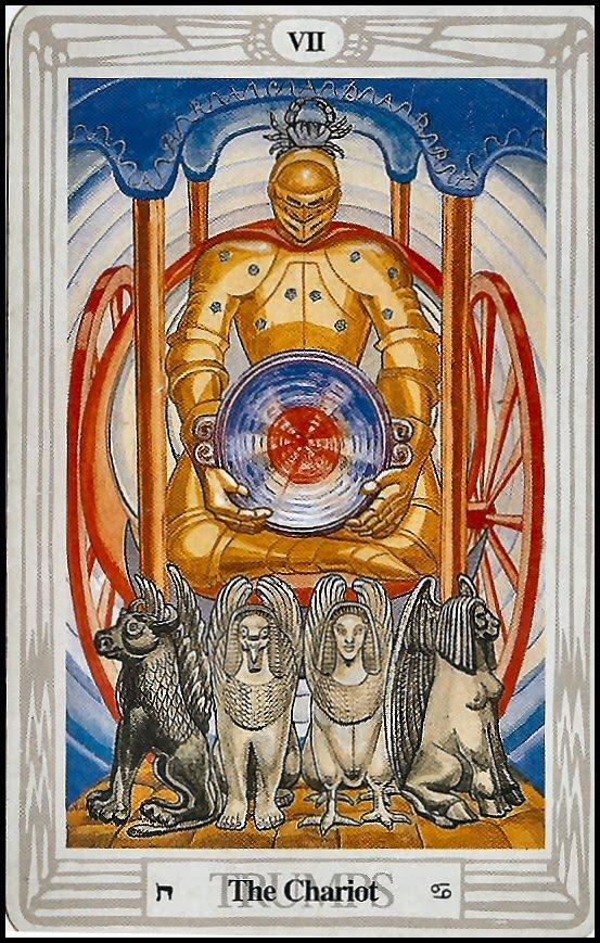 Tarot *VII Kočija