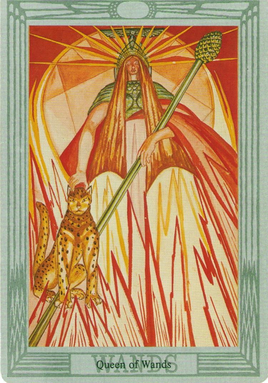 Kraljica Štapova – Kraljica Tronova Ognja