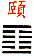 Ji Djing 27. Yi Hrana, Vilice
