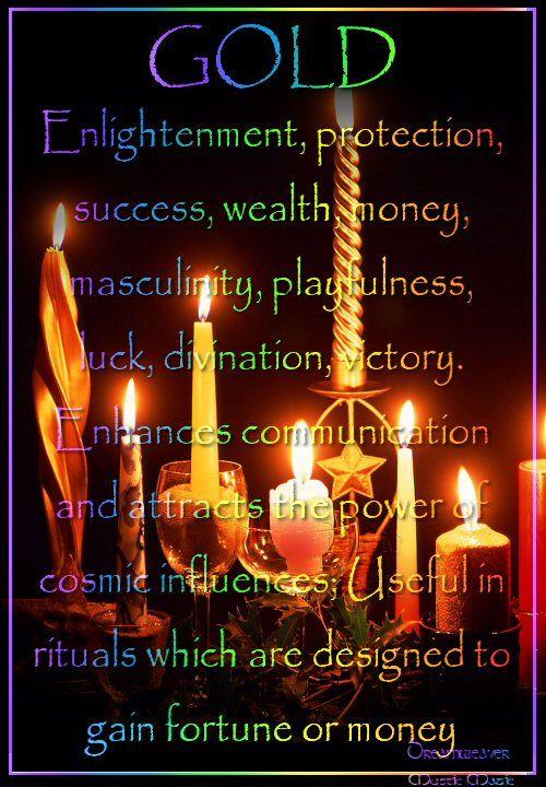 sveca zlatna