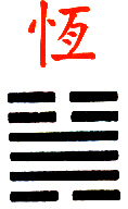 Ji Djing Heksagram 32 Hieng Izdrzljivost