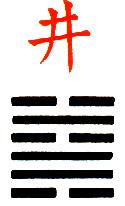 Ji Djing Heksagram 48 Ching Bunar