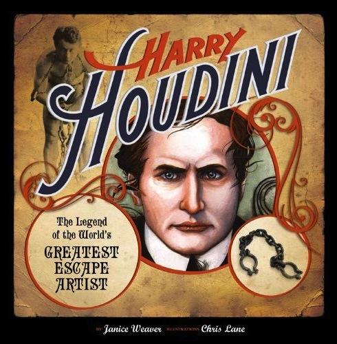 Ljudi koji su pomerali granice: Harry Houdini