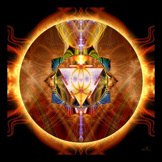 Treća Solarna čakra Manipura