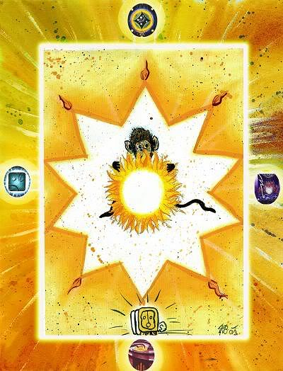 Dan Žutog Planetarnog Sunca