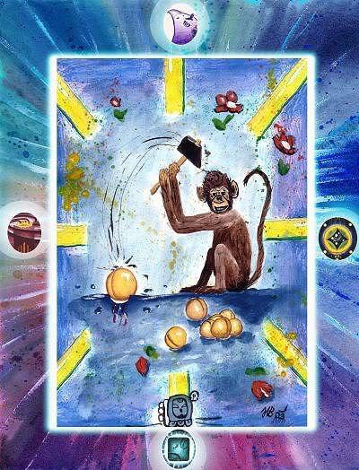 01.09.2015. *Dan Plavog Galaktičkog Majmuna