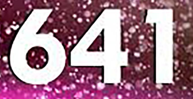 Numerološka analiza primer 641