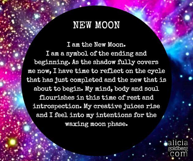 Mlad Mesec u znaku Lava *Juli 2017.