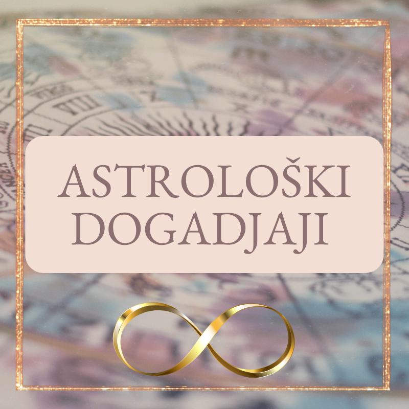 Astrološki događaji za 21.10.2021.